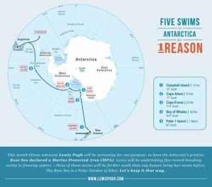 antarctic map