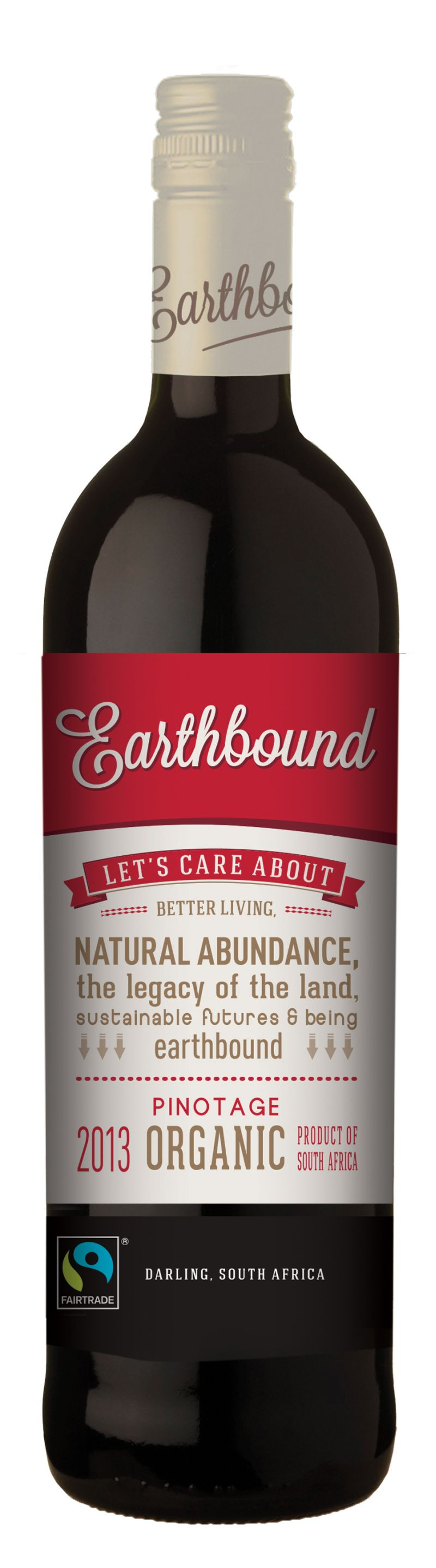 Earthbound Pinotage 2013