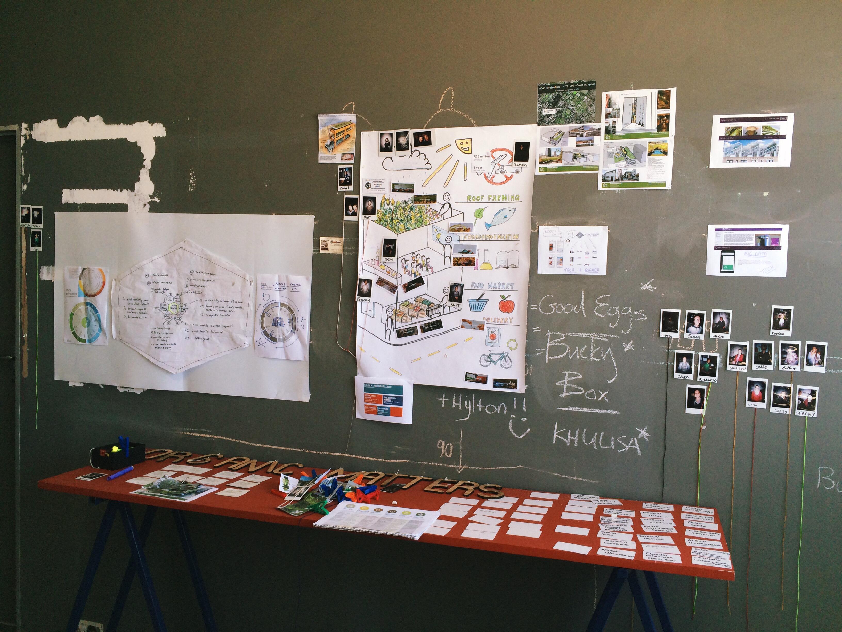 Sustainable Ideas - 75 Harrington Street, Cape Town