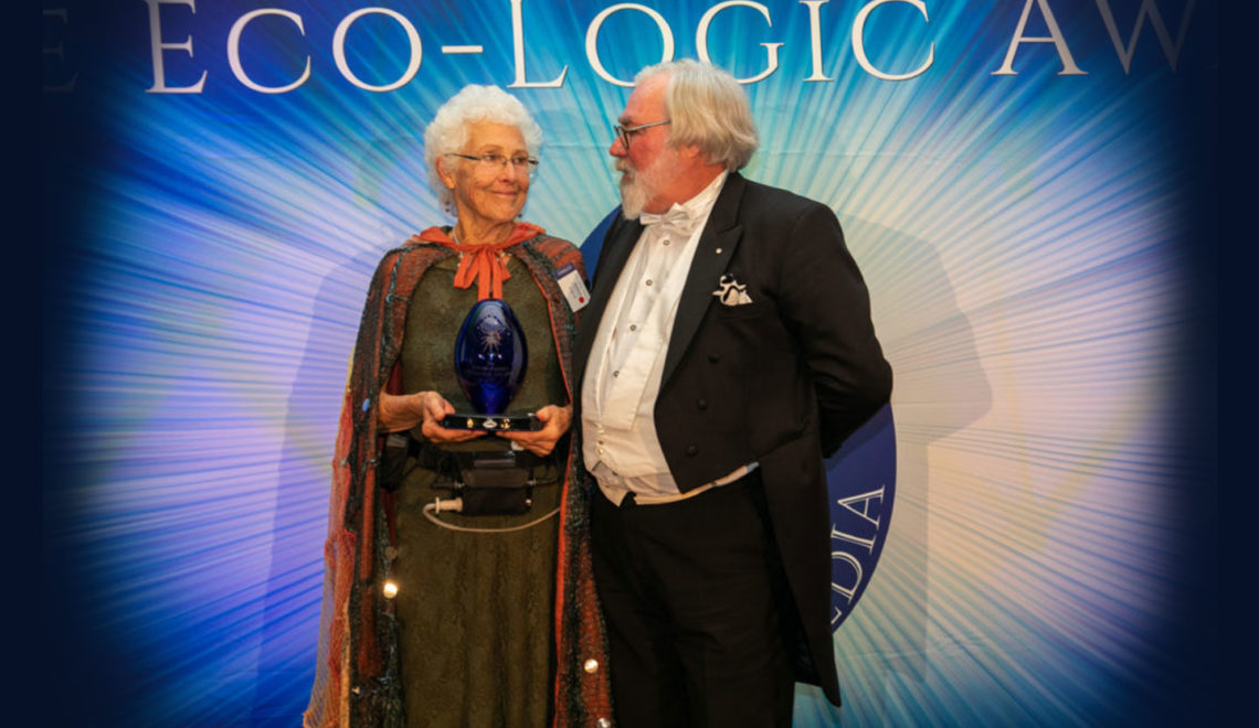 Planting socio-ecological change alongside Pat Featherstone and the Eco-Logic Awards